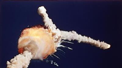 33 años del accidente del transbordador Challenger, una de las peores tragedias espaciales de EEUU (fotos)