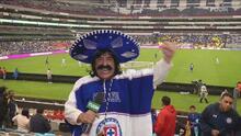 Kevin Arnulfo se burló de algunos aficionados en el Azteca