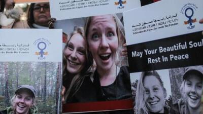 Condenan a pena de muerte a tres hombres por asesinar y decapitar a dos turistas en Marruecos