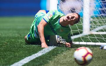 En fotos: El Betis suma su séptima derrota en 11 partidos ante el humilde Eibar