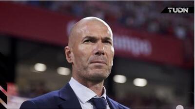 Los desastrosos números que tienen a Zidane en la 'cuerda floja'