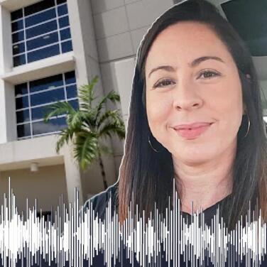 Revelan grabación de la vista de Andrea Ruiz en el Tribunal de Caguas donde se le negó orden de protección