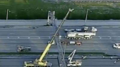 Reabren la Turnpike después de 6 horas cerrada realizando trabajos de reparación