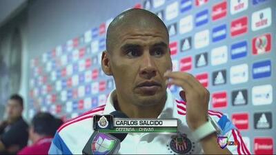 """Carlos Salcido: """"Estoy bien, solo fue un esguince"""""""