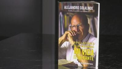 Sacerdote Alejandro Solalinde presenta 'Revelaciones de un Misionero', un libro sobre la crisis migratoria centroamericana