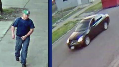 Policía de Chicago publica la fotografía de un hombre que le habría mostrado sus partes íntimas a una joven