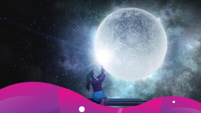 Ritual de luna llena para la abundancia