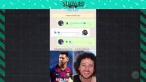 Luisito Comunica le niega un saludo a Messi