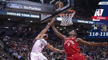 Toronto está que no cree en nadie: liga 14 triunfos consecutivos