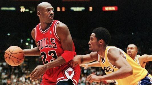 En video inédito Michael Jordan nombró a sus herederos en la NBA