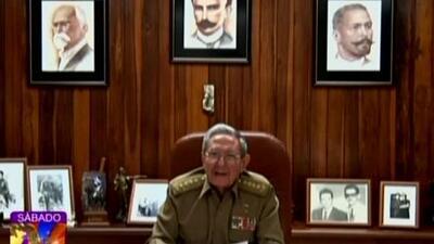 Así anunció su hermano Raúl la muerte de Fidel Castro