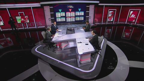 Expertos de Línea de Cuatro analizaron los grupos de la nueva Concacaf Nations League