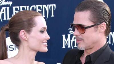 Angelina Jolie ha bloqueado todas las llamadas de Brad Pitt