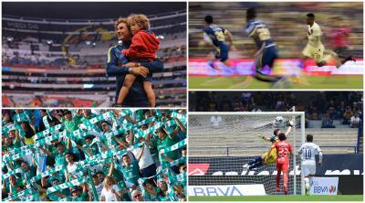 Las postales para enmarcar durante la Fecha 5 de la Liga MX
