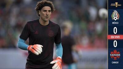 EN VIVO | México y Canadá por el pase a la siguiente fase de la Copa Oro