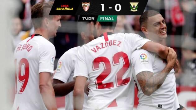 Javier Aguirre suma nueva derrota frente a Sevilla