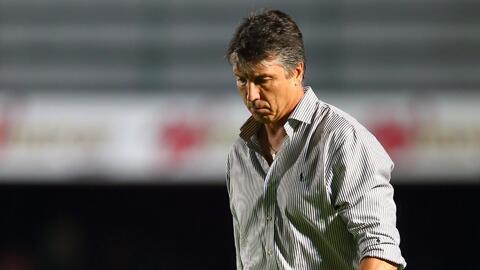 Robert Dante Siboldi presentó su renuncia