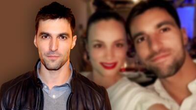 Osvaldo de León revela que la madre de sus hijos estuvo en riesgo de morir durante el último embarazo