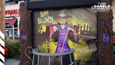 El miedo de Halloween rumbo a la Canelo vs. Kovalev