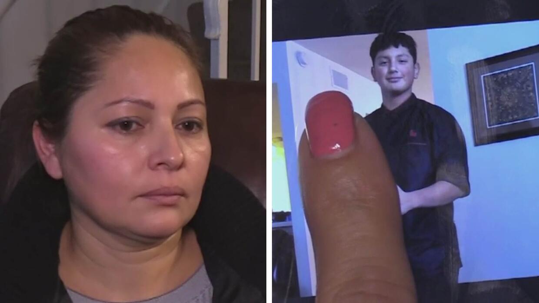 """""""A nadie le deseo eso"""": madre de joven hispano asesinado en Gwinnett hace petición - Univision"""