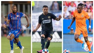 Veintitrés de los 24 equipos de MLS cuentan con jugadores convocados en esta 'fecha FIFA'