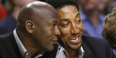 """Scottie Pippen le pegó a Michael Jordan por """"The Last Dance"""""""
