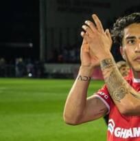 Omar Govea juega los 90' y el Royal Antwerp está cerca de amarrar puestos europeos