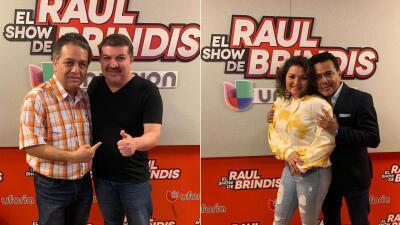 La reunión del Caraturky con 'El Platanazo' y otros momentos del reencuentro en El Show de Raúl Brindis