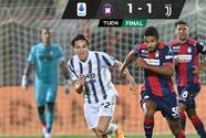 La noche triste de la Juventus sin Cristiano Ronaldo