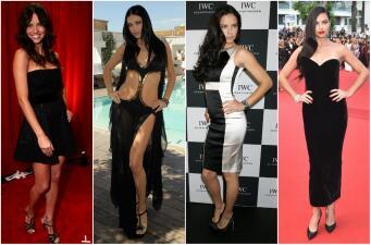 ¡Felices 34 años, Adriana Lima!