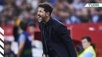 "Simeone advierte de la ""velocidad"" del Leverkusen previo al choque de la Champions"