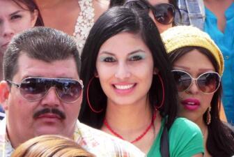 ¡Las mamacitas del Festival Cinco de Mayo!