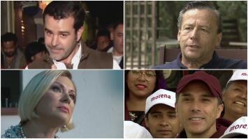 Elecciones en México: estos son los famosos que este domingo buscan ocupar un cargo político