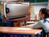 Distrito escolar del Valle compra filtradores de aire para mantener salones descontaminados y sin Covid 19