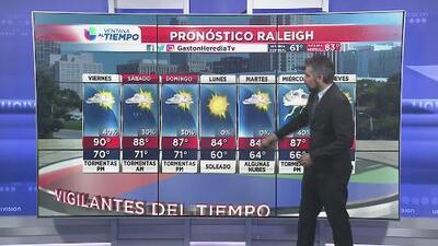 De los 90´s a los 70 grados el 31 de mayo
