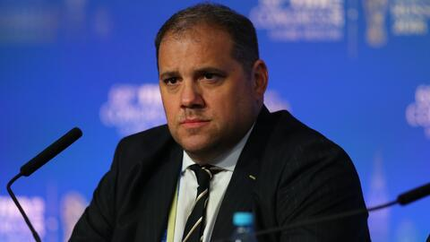 Victor Montagliani asegura que en la Copa Oro habrán muchas sorpresas a nivel deportivo