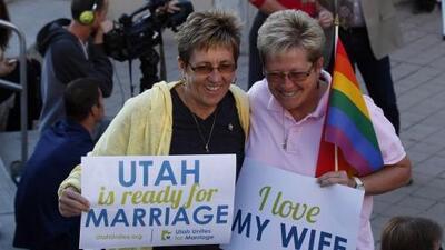 """Dan por perdida la lucha por defender el """"matrimonio tradicional"""""""