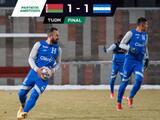 Honduras brinda buen encuentro ante Bielorrusia en Fecha FIFA