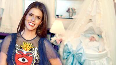 Tras anunciar su embarazo, Claudia Álvarez revela si ya sabe cómo se va a llamar su bebé