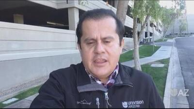 Inmigrante salvadoreño lucha por no ser deportado