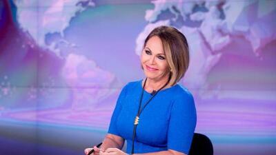 María Elena Salinas anuncia que dejará Univision en diciembre después de 36 años presentando el noticiero