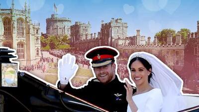 Los mejores memes de la boda real entre Meghan Markle y el príncipe Harry