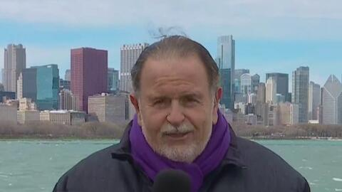 Raúl 'El Gordo' de Molina visita la ciudad de Chicago y opina sobre el caso del actor Pablo Lyle