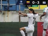 Uruguay, con goles de Luis Suárez y Edinson Cavani, no tuvo piedad de Colombia