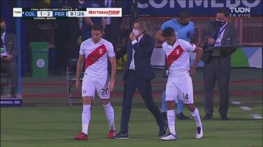 ¡Inicia camino como inca! Ormeño debuta en Copa América con Perú