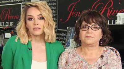 ¿La familia Rivera no necesita a la prensa? Un día después de decir que no, Rosie da otra respuesta