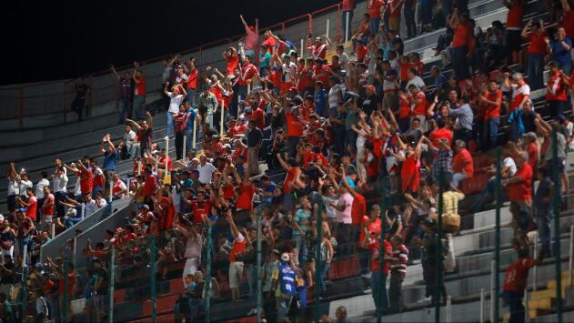 Seguidores de Veracruz se pronuncian tras la desafiliación del equipo