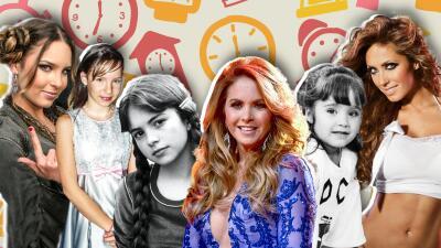 Estrellas infantiles que hoy son grandes celebridades