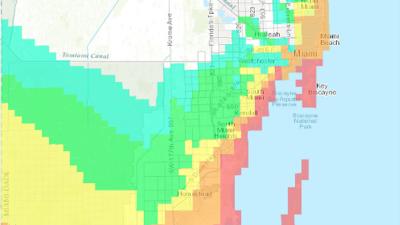 Estas son las zonas de evacuación obligatoria en Florida y áreas cercanas