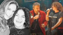 """Lucero quiere que su hija se suba al escenario a cantar con ella, pero todavía falta que le """"dé el sí"""""""